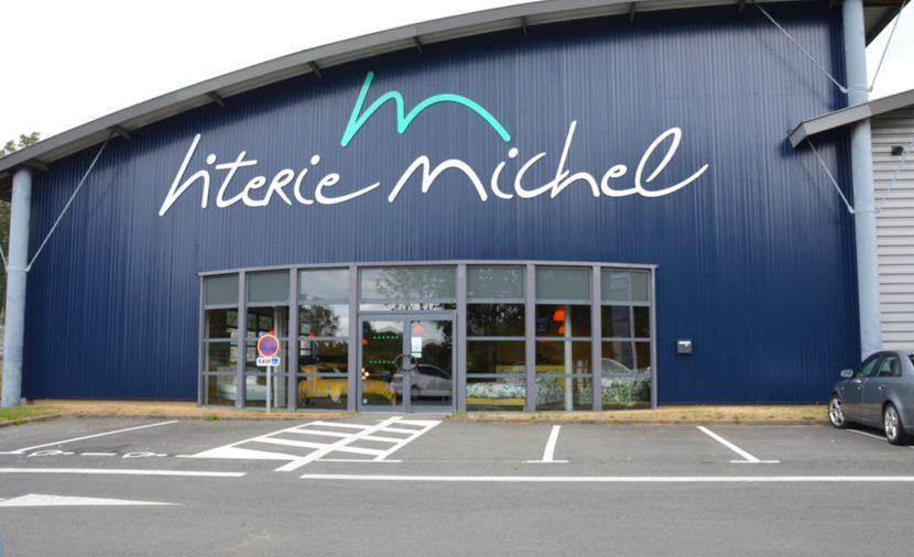 Magasin Literie Michel Saint-Malo - Devanture
