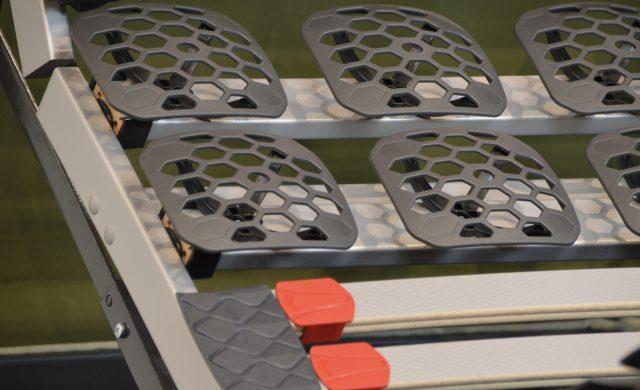Sommier électrique TPR Morpée Box-lattes creux épaule